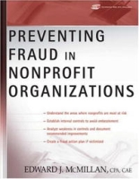 Preventing Fraud in Nonprofit Organizations артикул 2441d.