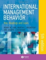 International Management Behavior: Text, Readings, and Cases артикул 2479d.