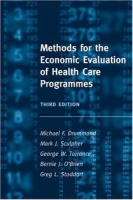 Methods for the Economic Evaluation of Health Care Programmes артикул 2484d.