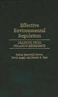 Effective Environmental Regulation : Learning from Poland's Experience артикул 2517d.